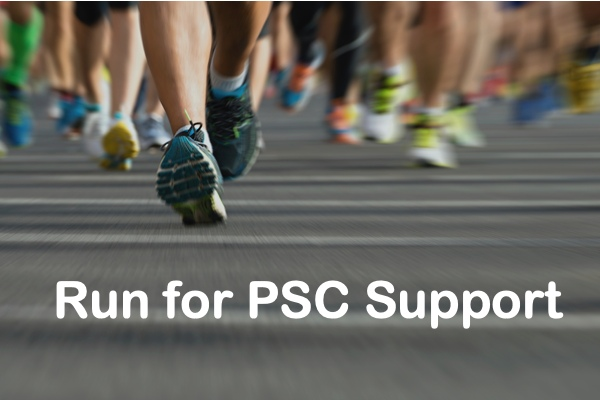 Run for PSC Support