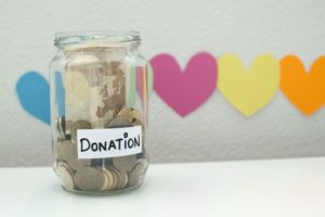 How to send in your fundraising money