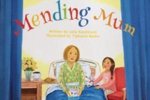 Mending Mum book