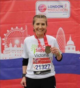 Victoria London Marathon