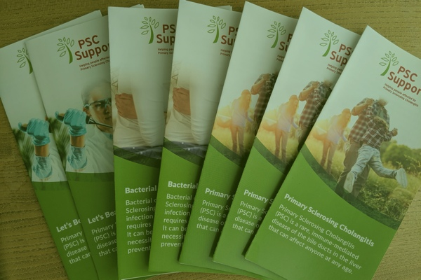 front page leaflets