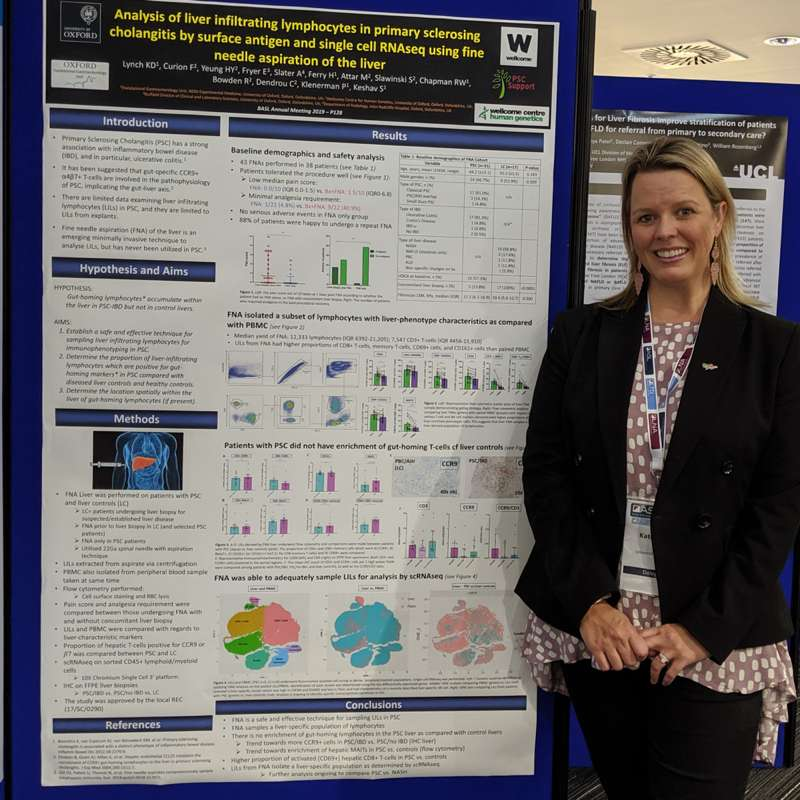 Dr Kate Lynch Poster 1