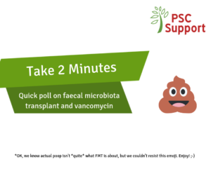 FMT Vancomycin PSC Support Survey