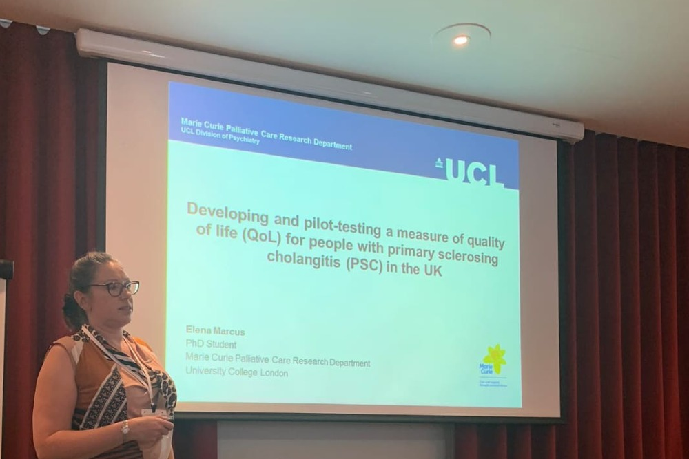 Martine Walmsley UKPSC Study Day Quality of Life