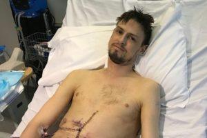 Nathan after transplant