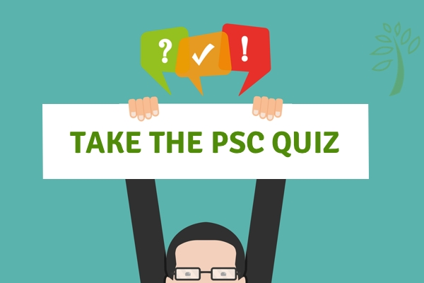 Take the PSC Quiz