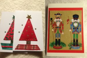 PSC Support Christmas Cards All