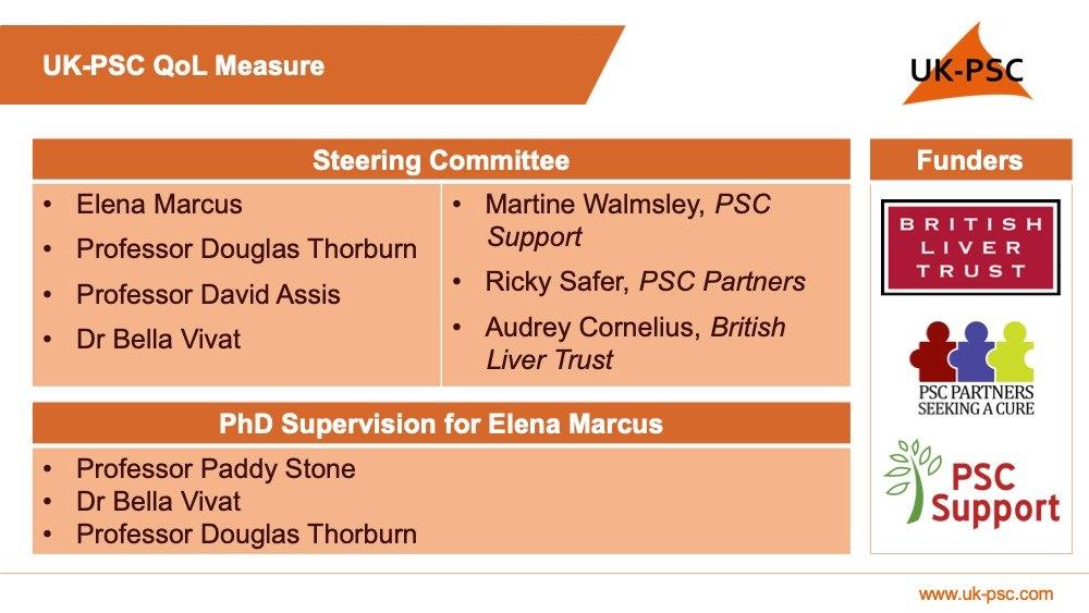 PSC Support Slide 2 for PSC Forum