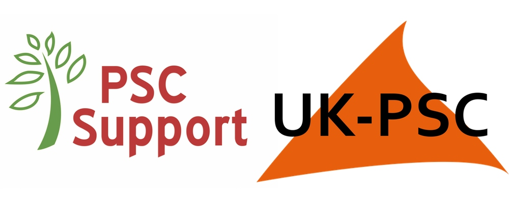 UKPSC and PSCSupport logos