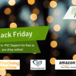 Black Friday Shop Online for PSC Support