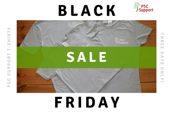 Our Black Friday sale