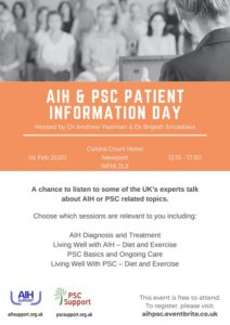 AIH & PSC INFORMATION DAY V2.2