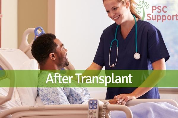After transplant