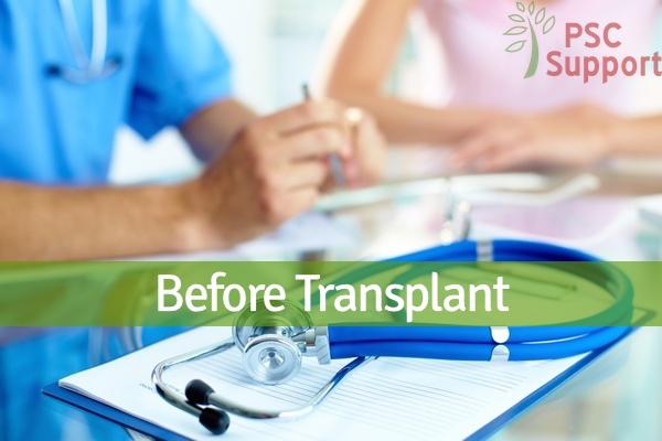 Before Transplant