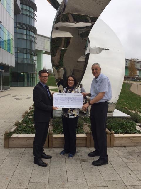 Maximus Foundation UK PSC Support Grant