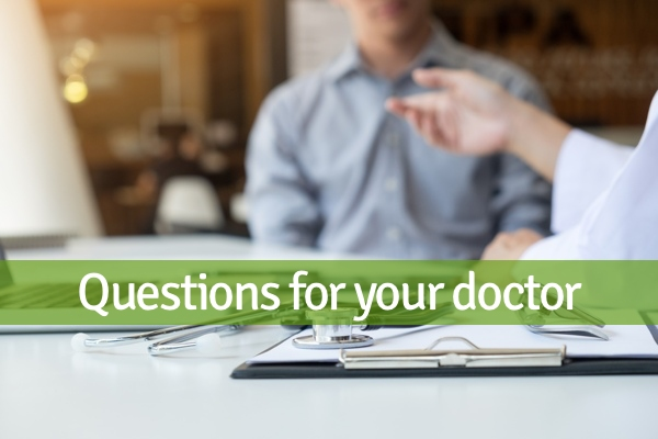 Questions for your doctor chapter