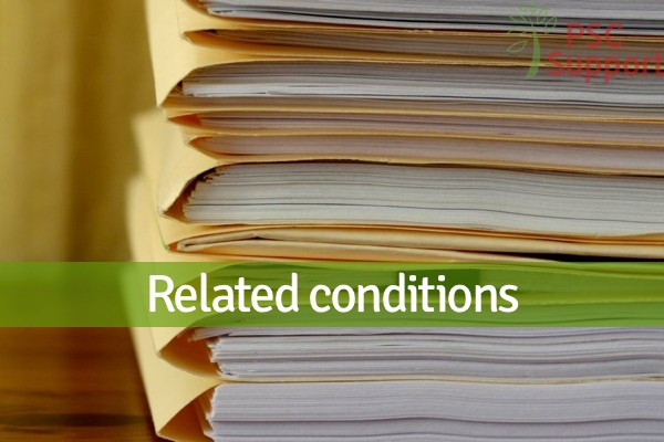 Related conditions I