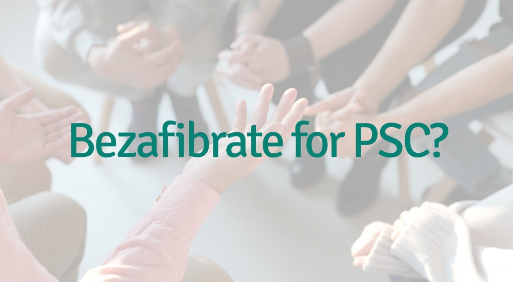 Bezafibrates for PSC PSC Support