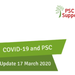 Coronavirus 17 March 2020