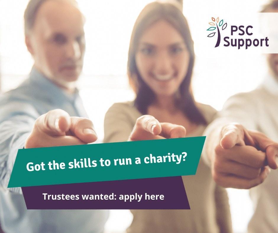 PSC Support Trustee Recruitment