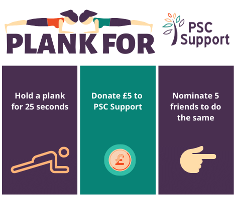 Plank for PSC Challenge