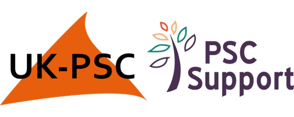 UKPSC and PSC Support logos APR2020