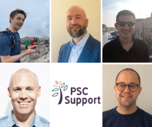 New Trustees for PSC Support FB and web