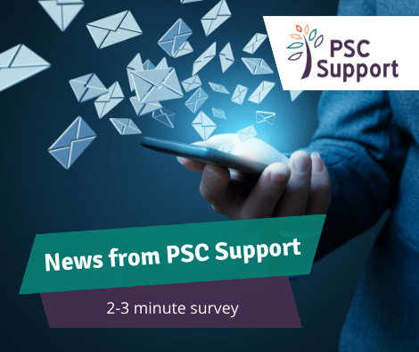 Newsletter survey web