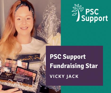 Fundraising Star Vicky