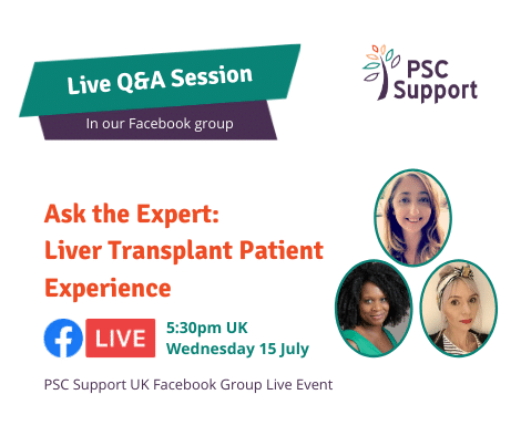Ask the Expert Liver Transplant Patient Experience