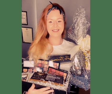 Fundraising Star - Vicky
