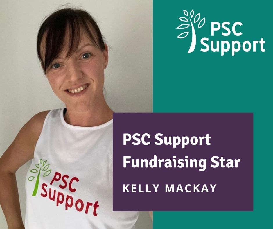 Kelly - Fundraising Star