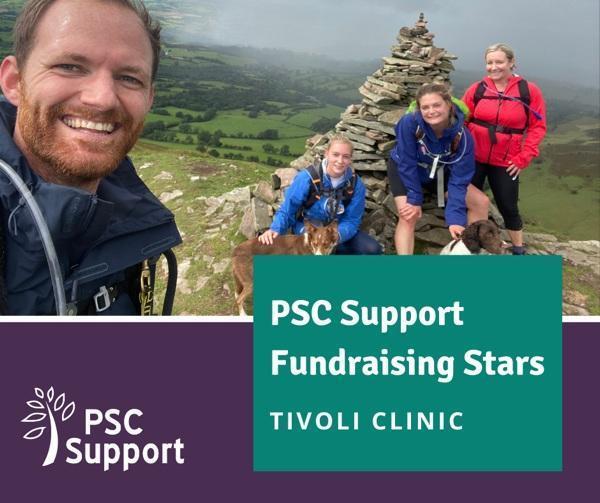 Fundraising Star - TIVOLI CLINIC