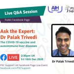 Ask the Expert Dr Trivedi vaccines 18 December 2020