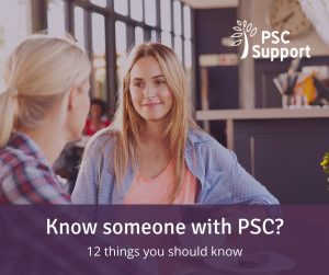 Know someone with PSC web
