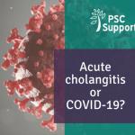 Acute cholangitis or COVID19 web