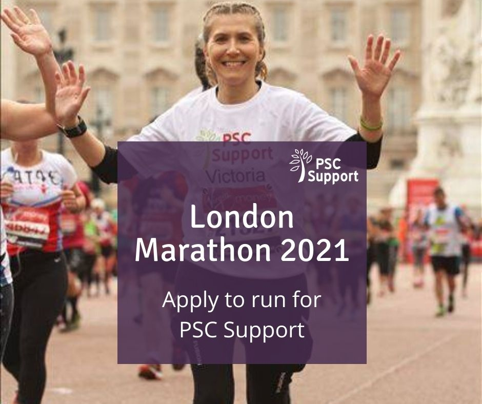 London Marathon - Victoria