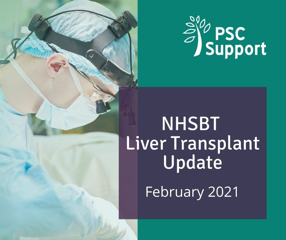 NHSBT Liver Transplant Update - Feb 2021