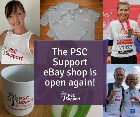 PSC Support eBay Shop