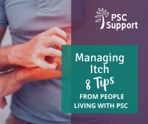 8 tips on managing itch for PSC