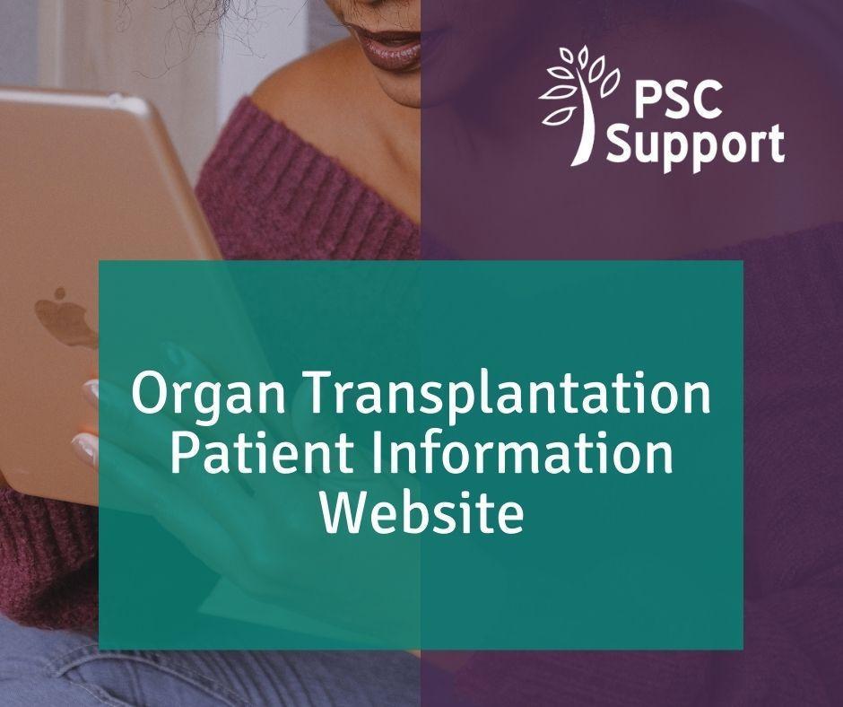 Organ Transplantation Patient Information Website