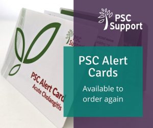 PSC Alert Cards available to order again