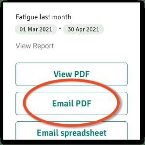 Email PDF