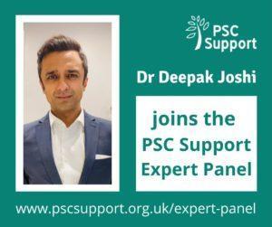 Dr Deepak Joshi PSC Support Expert Panel web