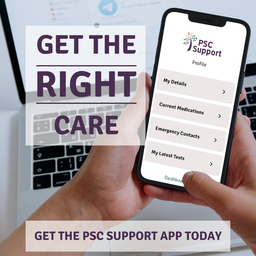 Get the right care psc support app