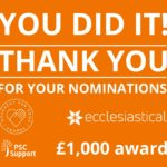 PSC Support wins Movement for Good Award