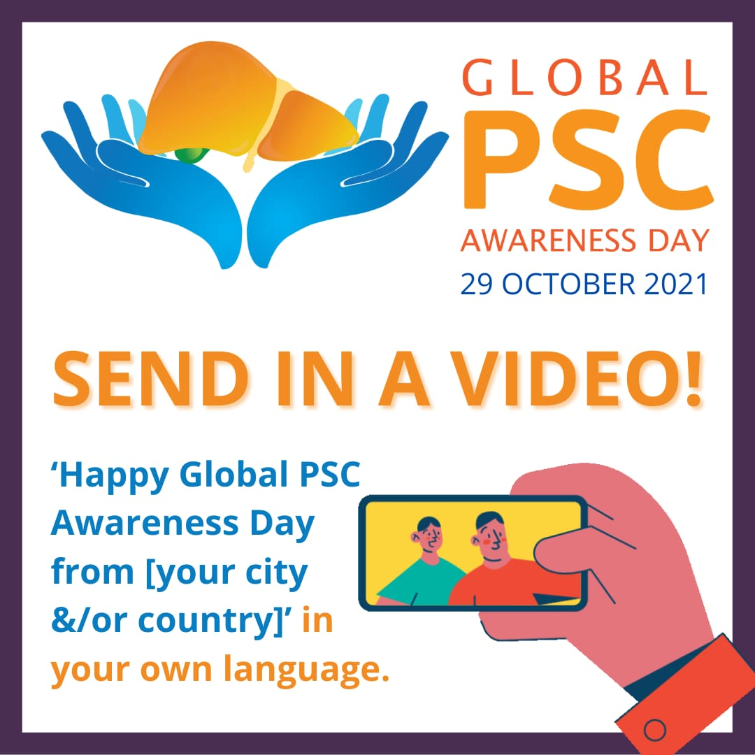 Global PSC Awareness Day 2021 PSC Support