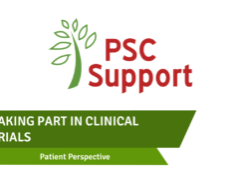 Taking part in a clinical trial for PSC