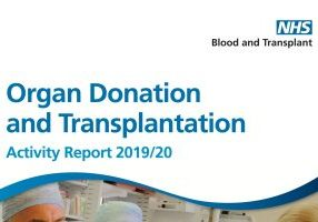 Organ Donation and Transplant Activity Report 2019-2020