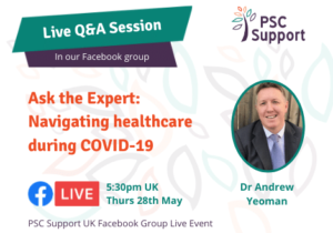 Ask the Expert Andrew Yeoman PSC Support